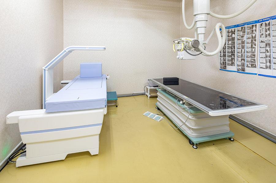 骨密度測定装置・レントゲン設備